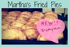 Martha's Fried Pies (1)
